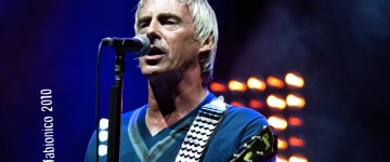 Paul Weller - TTF 2010 - by Fabio Marchiaro