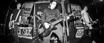 Anti-Flag - pic by Arianna Carotta
