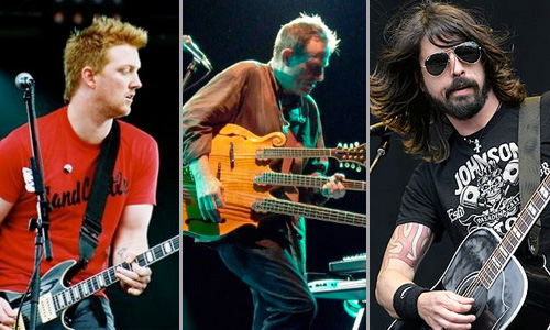 Them Crooked Vultures: Caligulove