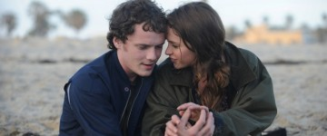 Left to right: Anton Yelchin plays Jacob and Felicity Jones plays Anna in LIKE CRAZY, from Paramount Vantage and Indian Paintbrush. .