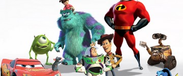 Pixar-Characters