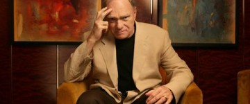 American screenwriting legend Robert McKee.