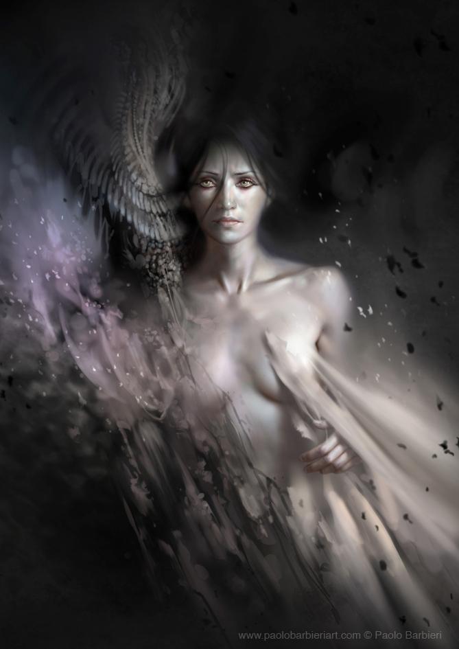 """Cleopatra, """"L'Inferno di Dante"""" by Paolo barbieri"""