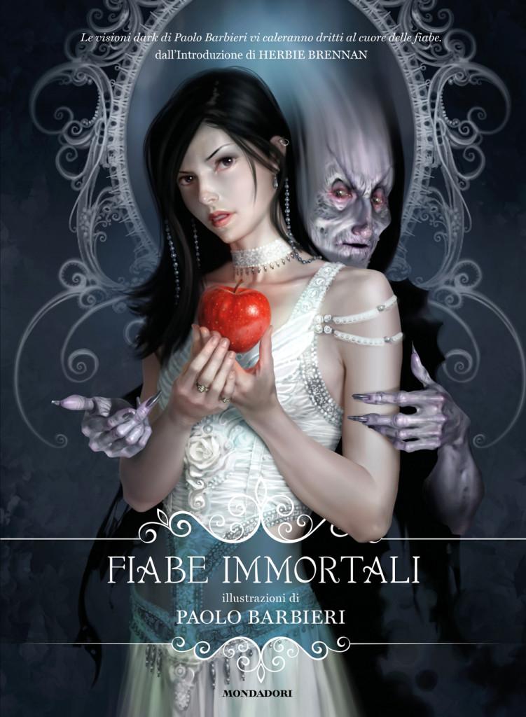 Fiabe Immortali - Paolo Barbieri - cover