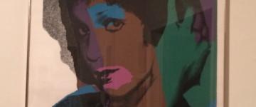Carmen D'Alessio by Andy Warhol